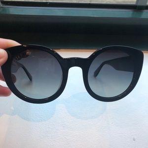 DIFF Luna 54mm Sunglasses